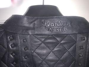 Black Brand Motorcycle Jacket for Sale in Rockwall, TX