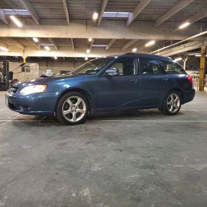 2005 Subaru Legacy Wagon GT AWD for Sale in Portland, OR