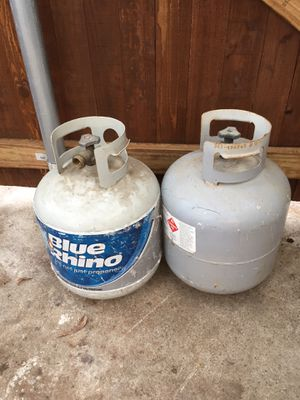 Propane Bottles for Exchange (Empty) for Sale in Arlington, TX