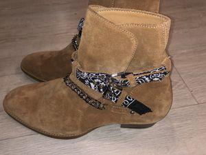 Amiri bandana boots 10-10.5 43 for Sale in Los Angeles, CA