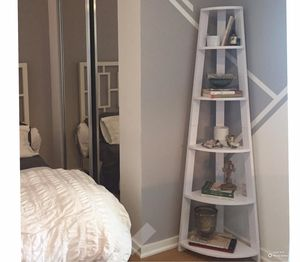 "New!! Bookcase, bookshelves, organizer, storage unit , shelving display, living room furniture, white, 72""H for Sale in Phoenix, AZ"