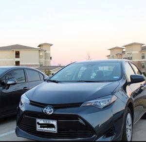 2019 Toyota Corolla LE Sedan for Sale in McKinney, TX