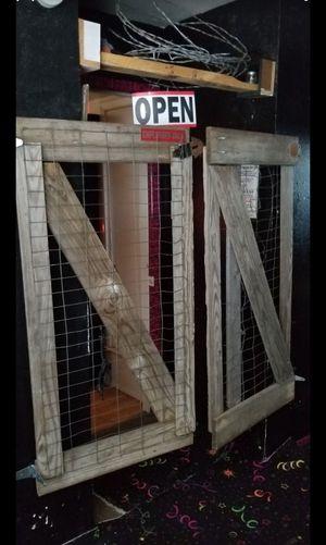 Barn doors for Sale in San Antonio, TX