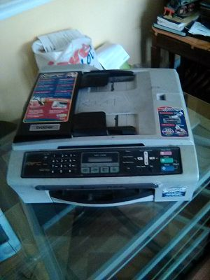 Brother all in one color printer for Sale in Washington, DC