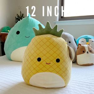 Squishmallow 12 in Pineapple for Sale in Ashford, CT