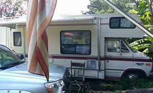 Liesure craft 24ft motorhome chev.454 runs great 6 new tires lots of new items 2000.00 cash or I like to trade also have a large assortment of const for Sale in Valley Grande, AL