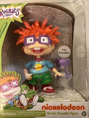 Chuckle Posable Figure rugrats for Sale in Norwalk, CA