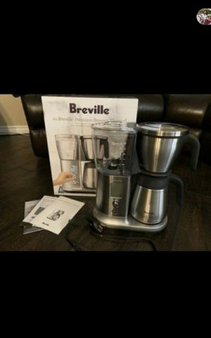 Must 12pm- Breville Barista Precision Coffee Maker for Sale in Long Beach, CA