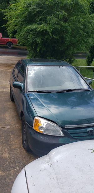 01 Honda Civic for Sale in Tucker, GA