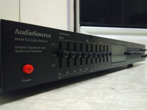 Audiosource equalizer analyzer for Sale in Mesa, AZ