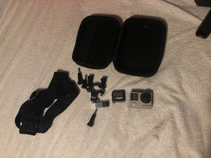 GoPro hero4 with accessories shipping only for Sale in Cumming, GA