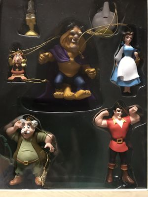 Christmas collection ,Beauty and the beast for Sale in Austin, TX