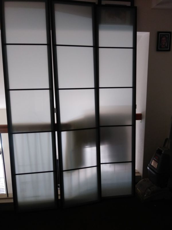 Ikea Wardrobe doors never used