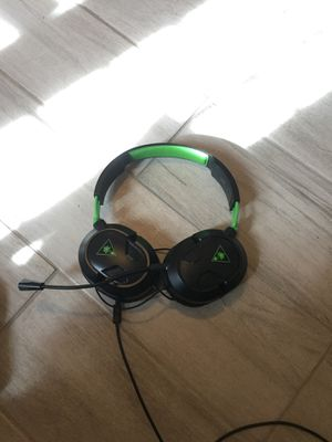Gaming headset turtle beach for Sale in Glendale, AZ