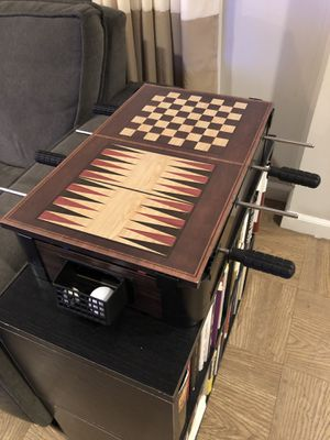 Table Top Game 5 in 1 for Sale in Gaithersburg, MD