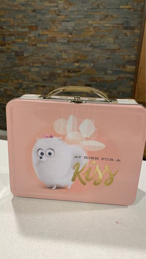 Pets lunch box for Sale in Gibbsboro, NJ