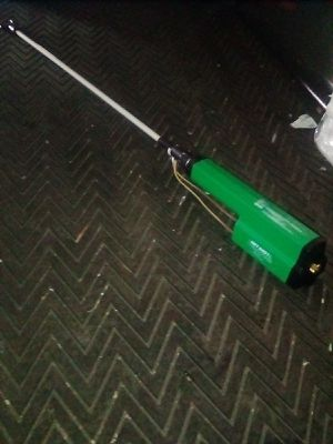 Hot Shot The Green One Cattle Prod HS2000 for Sale in Costa Mesa, CA
