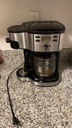 HamiltonBeach Coffee Maker $20 for Sale in NEW CARROLLTN, MD