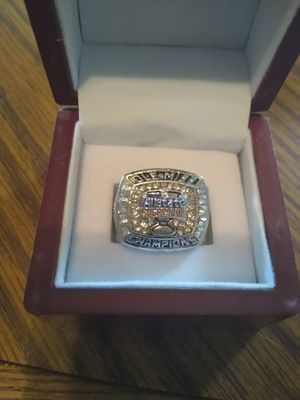Ole Miss Championship Ring with Display Case for Sale in BRECKNRDG HLS, MO
