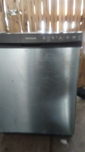 Brand new Frigidaire stainless dishwasher for Sale in Denver, CO
