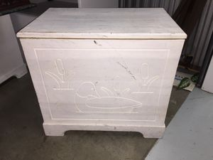 Handmade and hand painted Trunk for Sale in Fairfax, VA