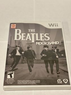 The Beatles Rock band Wii for Sale in Kirkland,  WA