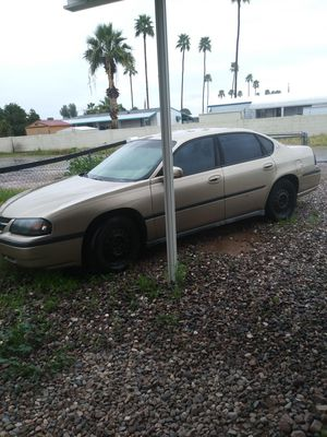 2004 Chevy Impala for Sale in Mesa, AZ