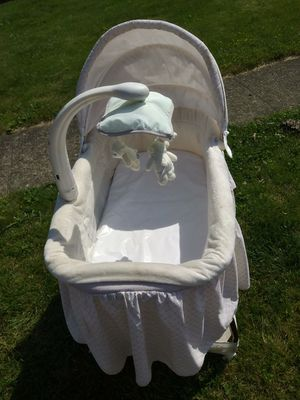 SlumberTime Bassinet for Sale in Columbus, OH