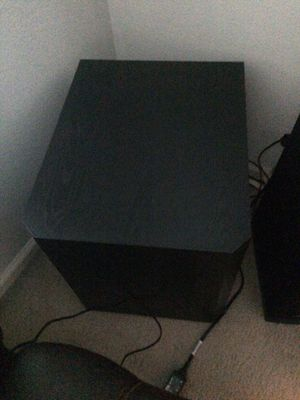 Paradigm PS-1200 subwoofer for Sale in Fairfield, CA