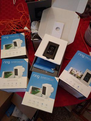 Ring doorbell and spotlight bundle for Sale in Glendale, AZ