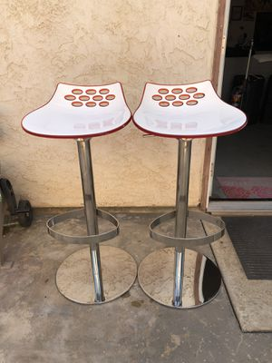 Modern adjustable bar stools for Sale in Clovis, CA