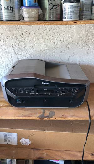 Canon Printer, copier, scanner, fax machine for Sale in Fort Myers, FL