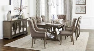 New 9pc. Dining Table Set for Sale in Austin, TX