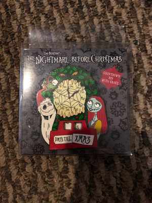 Nightmare Before Christmas Disney pin for Sale in San Diego, CA