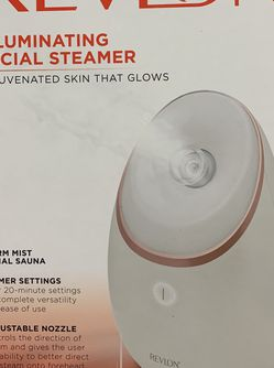 Revlon Illuminated Facial Steamer for Sale in West Covina,  CA