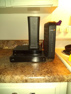 Spectrum,arris wifi router package for Sale in Kansas City, MO