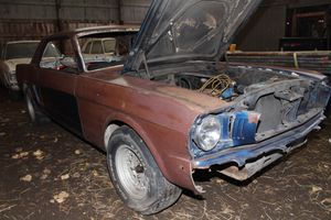 1964 1/2 Mustang Coupe project for Sale in Enumclaw, WA