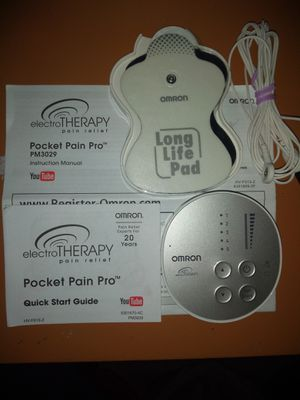 Omno electro therapy for Sale in Rock Island, IL