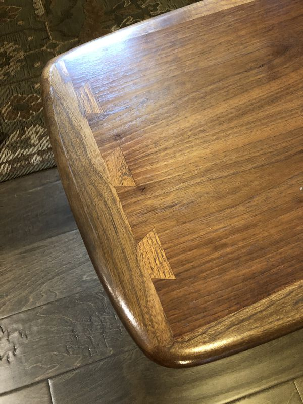 Mid-century Modern Switchblade Coffee table