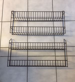 Metal wall shelves for Sale in Miami Beach, FL
