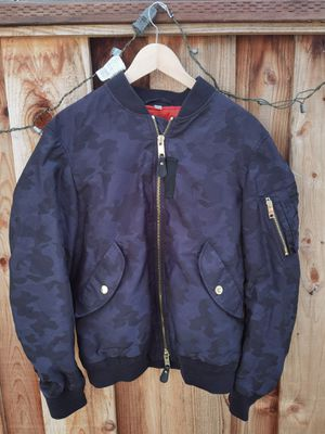 burberry bomber jacket size M for Sale in San Leandro, CA