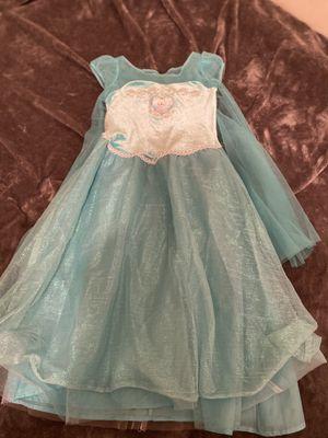 Disney's Frozen Elsa dress for Sale in Long Beach, CA