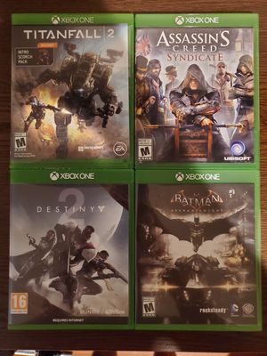 Xbox One Games for Sale in Silver Spring, MD