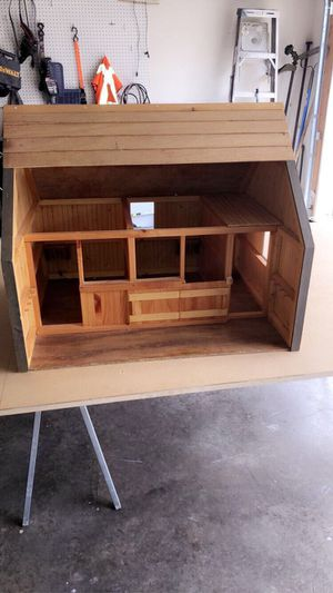 Handcrafted Doll Stable for Sale in Nashville, TN