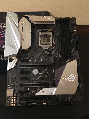 Asus Strix Z370-e Motherboard for Sale in Jefferson City, MO