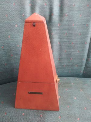 Vintage Metronome Timing Box for Sale in Fort Worth, TX
