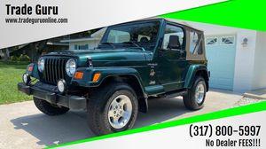 2000 Jeep Wrangler for Sale in Venice, FL