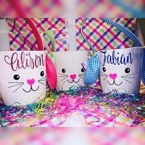 Personalized Easter Baskets for Sale in Los Angeles, CA