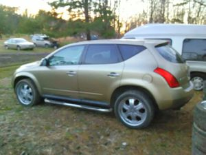 2006 Nissan Murano for Sale in AMELIA CT HSE, VA