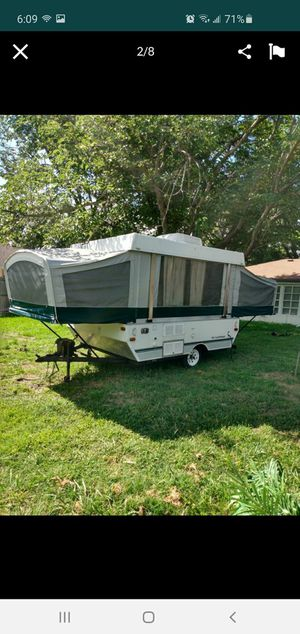2004 Fleetwood Yuma Pop-Up Camper for Sale in Irving, TX